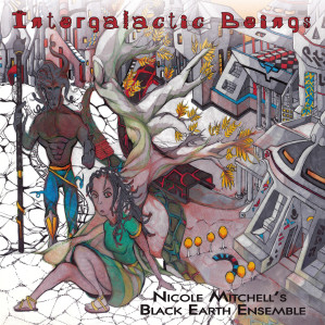Black Earth Ensemble – Intergalactic Beings
