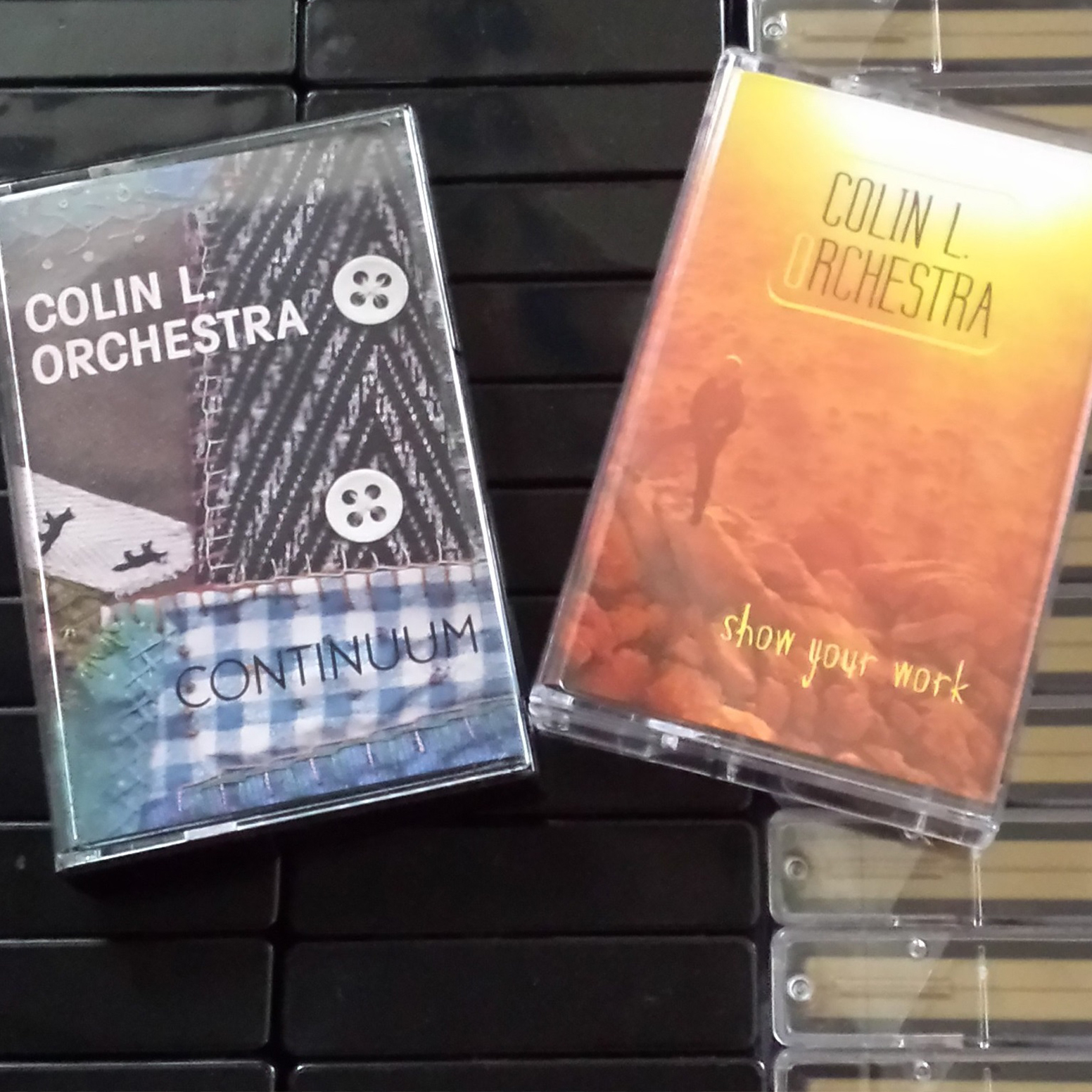Colin L. Orchestra – Show Your Work and Continuum