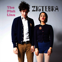 Zigtebra – The Pink Line